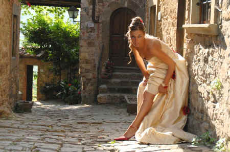 Your wedding in Montefioralle?